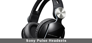 Sony Pulse Headsets