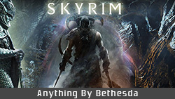Anything By Bethesda PS4