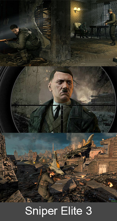 Sniper Elite 3: Headshots On Your PS4