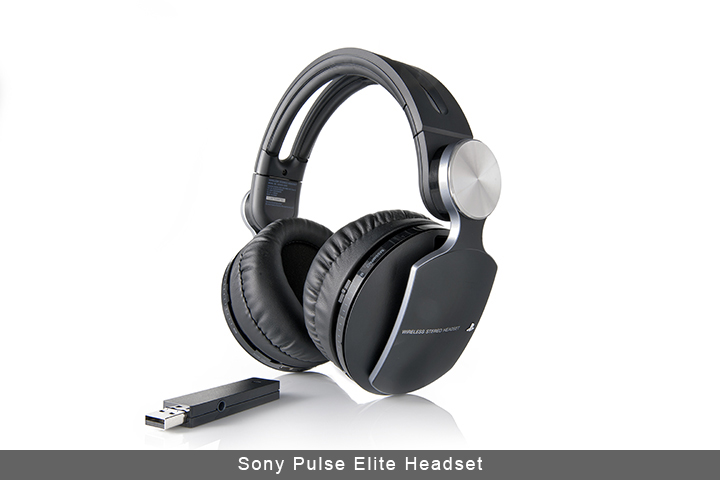 The Sony Pulse Elite Headset