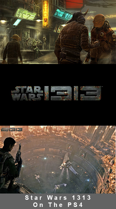 Star Wars Hits The Next Generation With Star Wars 1313