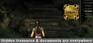 Tomb Raider Definitive Edition treasures