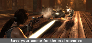 Tomb Raider Definitive Edition ammo