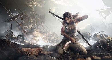 TOMB RAIDER ON Playstation 4