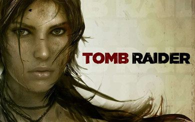TOMB RAIDER ON PS4