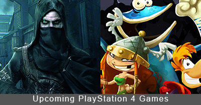 What Are Some Upcoming PlayStation 4 Games?