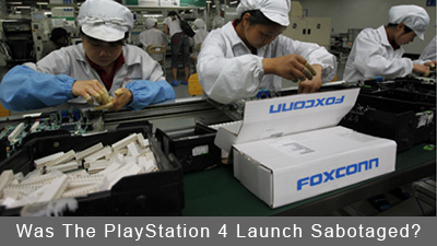 Was The PlayStation 4 Launch Sabotaged?