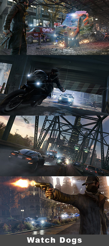 Watch Dogs Preview PS4