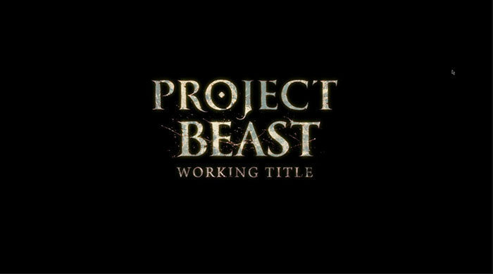 Project Beast playstation 4