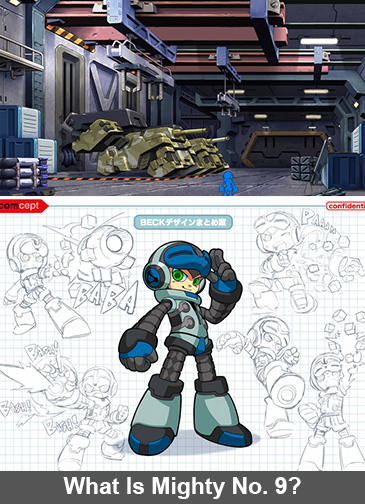 What Is Mighty No. 9?
