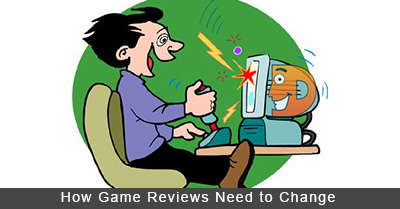 Game Reviews Change