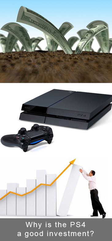 Why is the PS4 a good investment?