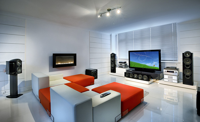 perfect living room.  Perfect PS4 Living Room