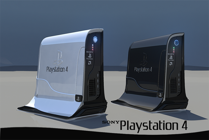 Playstation 4 Release Date : Ps console by ivul